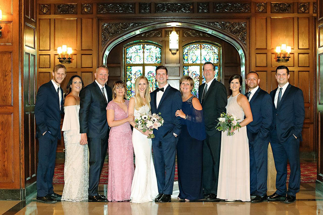 Molly Declan Scottish Rite Indianapolis Wedding 141