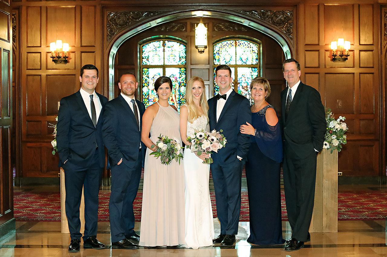Molly Declan Scottish Rite Indianapolis Wedding 139