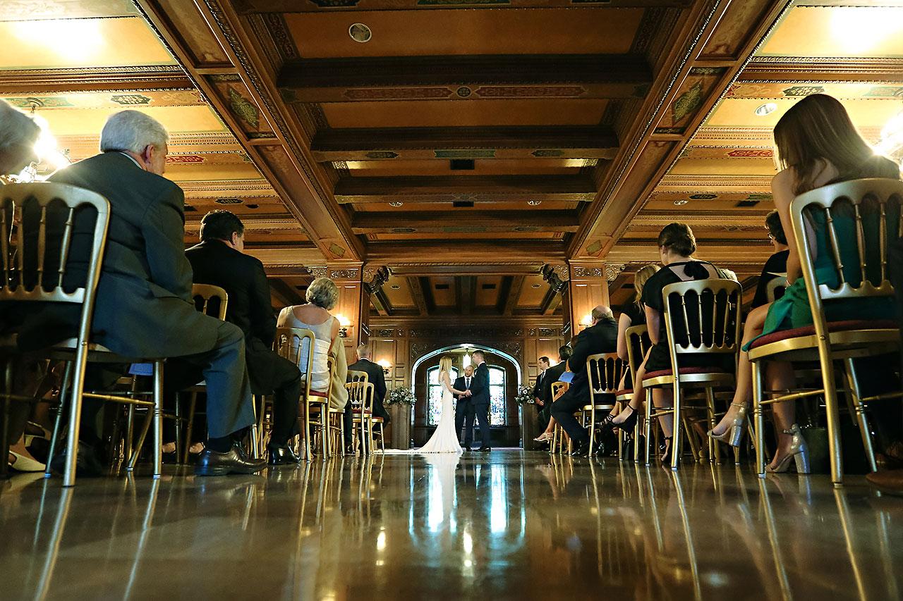 Molly Declan Scottish Rite Indianapolis Wedding 126
