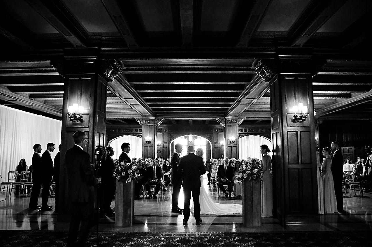 Molly Declan Scottish Rite Indianapolis Wedding 123