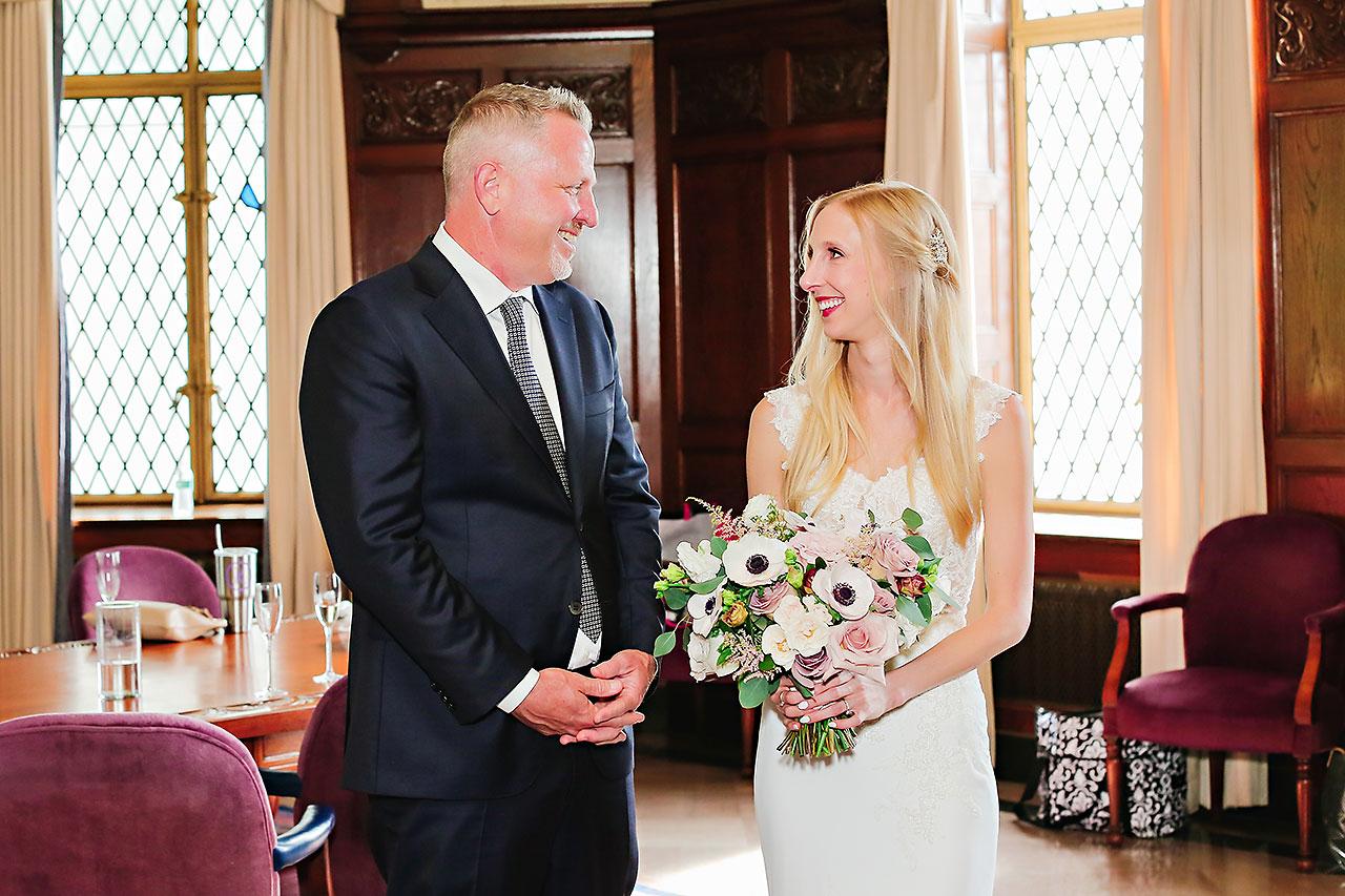 Molly Declan Scottish Rite Indianapolis Wedding 117