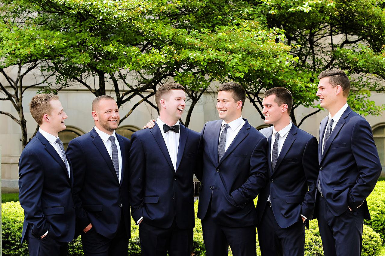 Molly Declan Scottish Rite Indianapolis Wedding 100