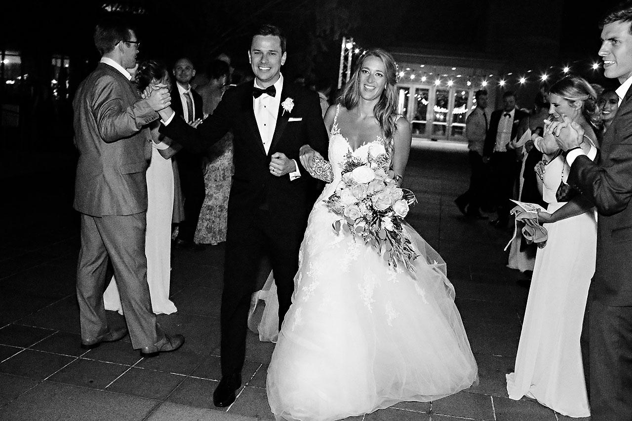 Kathleen Ben Indianapolis Newfields Wedding 245