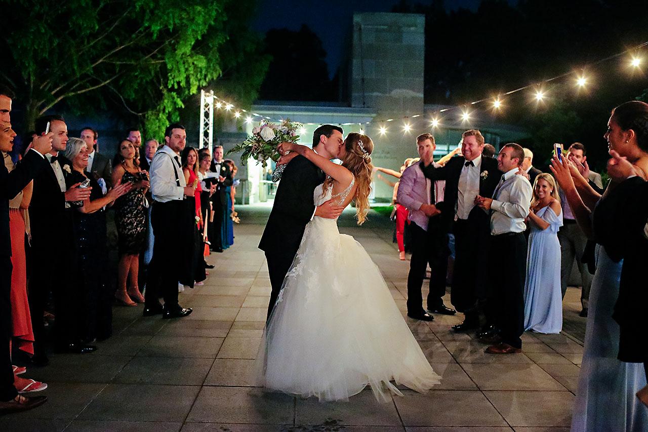 Kathleen Ben Indianapolis Newfields Wedding 242