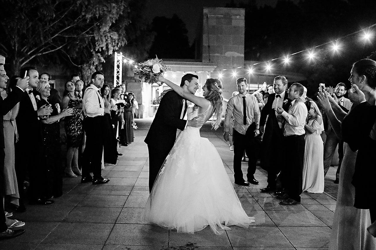 Kathleen Ben Indianapolis Newfields Wedding 243