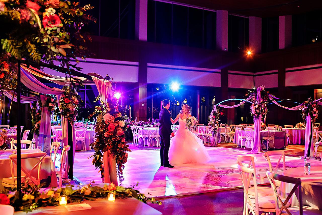 Kathleen Ben Indianapolis Newfields Wedding 240