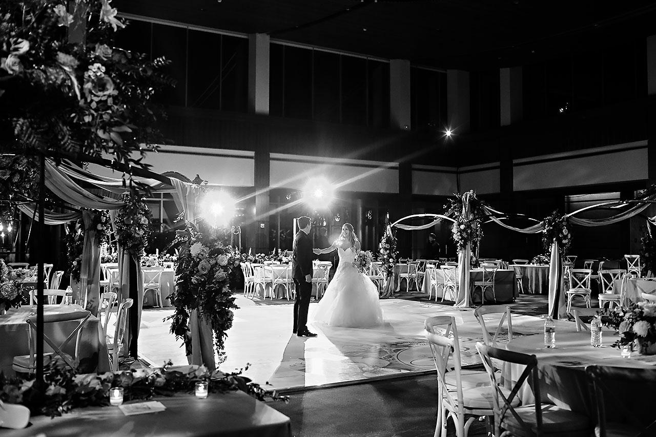 Kathleen Ben Indianapolis Newfields Wedding 239