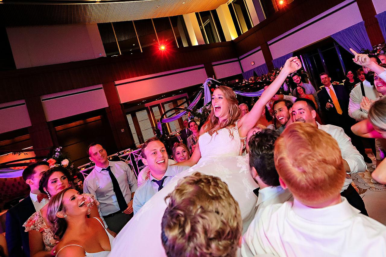 Kathleen Ben Indianapolis Newfields Wedding 235
