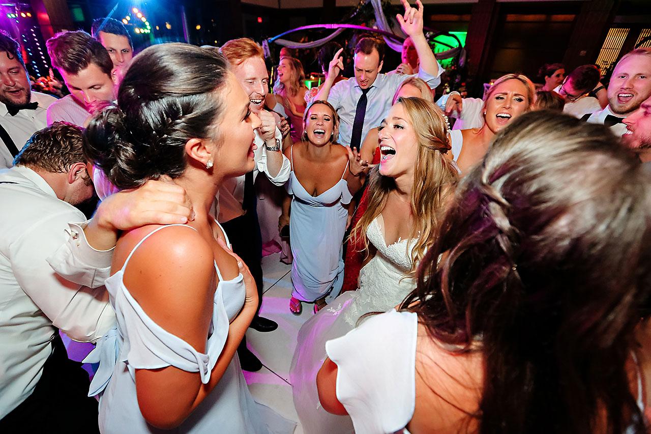 Kathleen Ben Indianapolis Newfields Wedding 234
