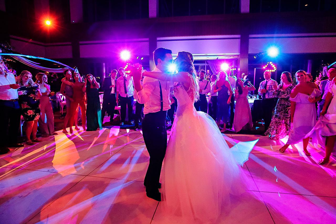 Kathleen Ben Indianapolis Newfields Wedding 230