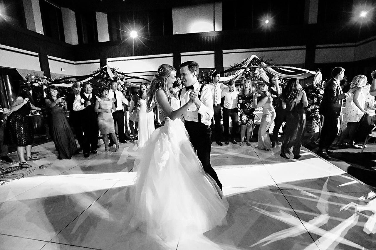 Kathleen Ben Indianapolis Newfields Wedding 227