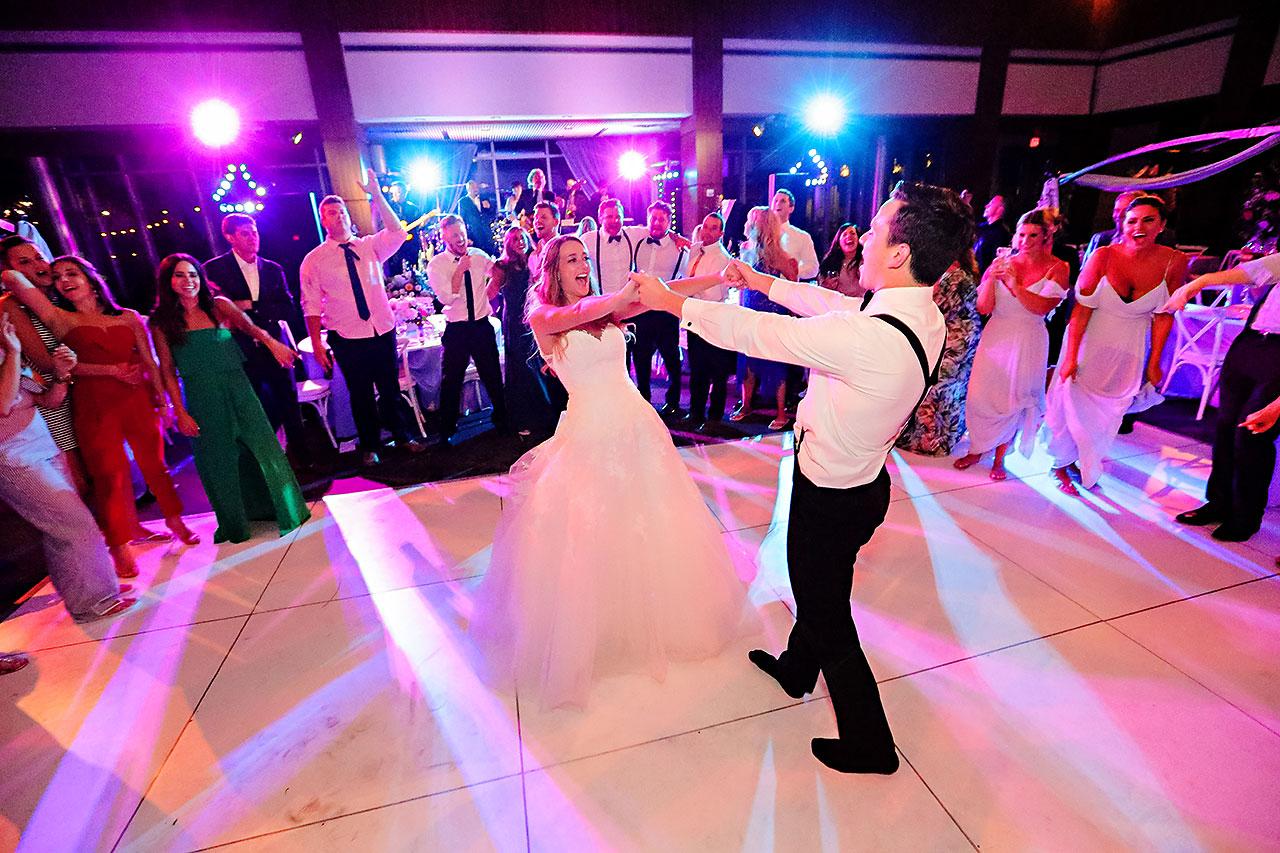 Kathleen Ben Indianapolis Newfields Wedding 228