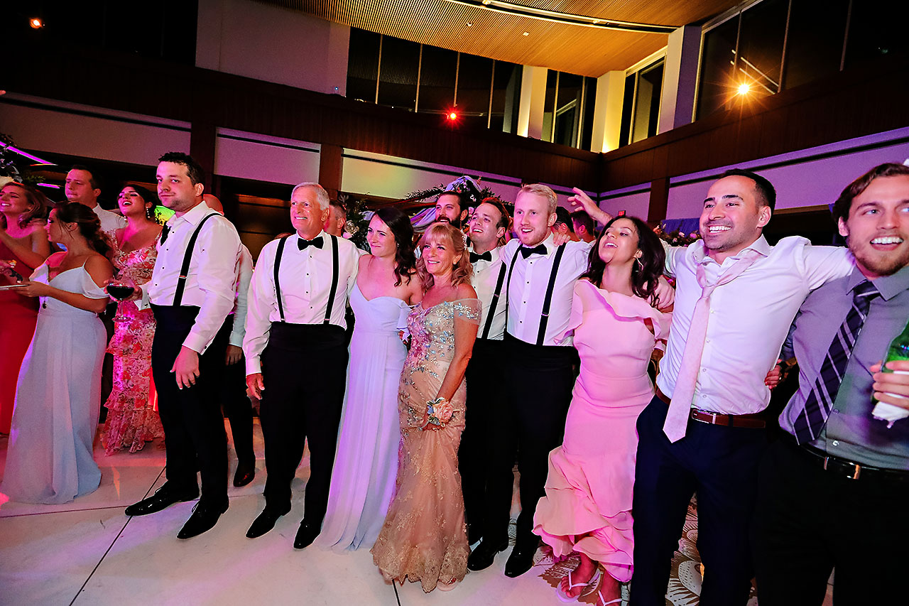 Kathleen Ben Indianapolis Newfields Wedding 226