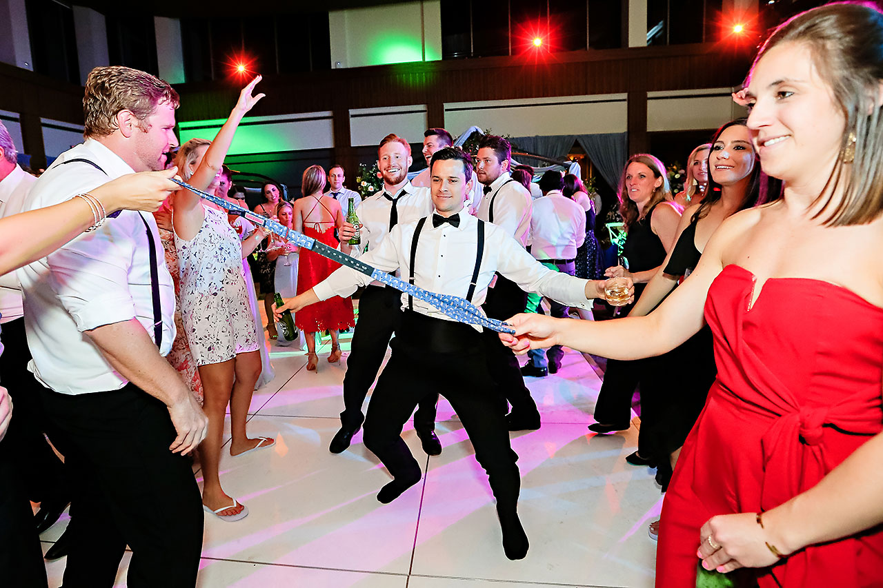 Kathleen Ben Indianapolis Newfields Wedding 223