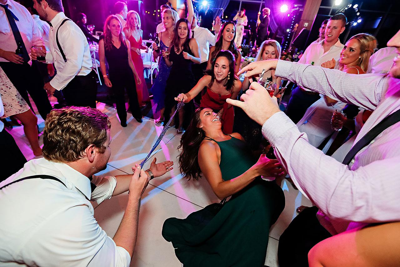 Kathleen Ben Indianapolis Newfields Wedding 216