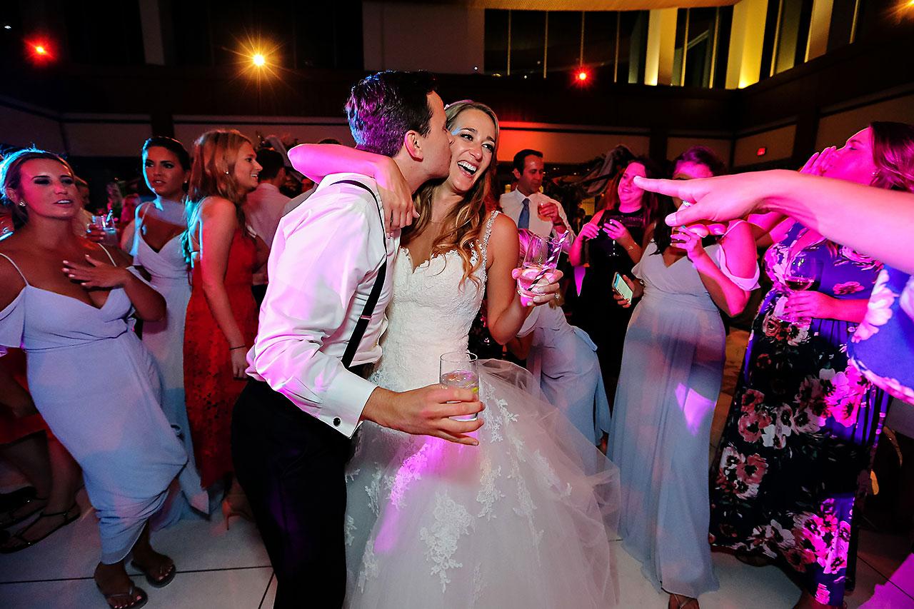 Kathleen Ben Indianapolis Newfields Wedding 215