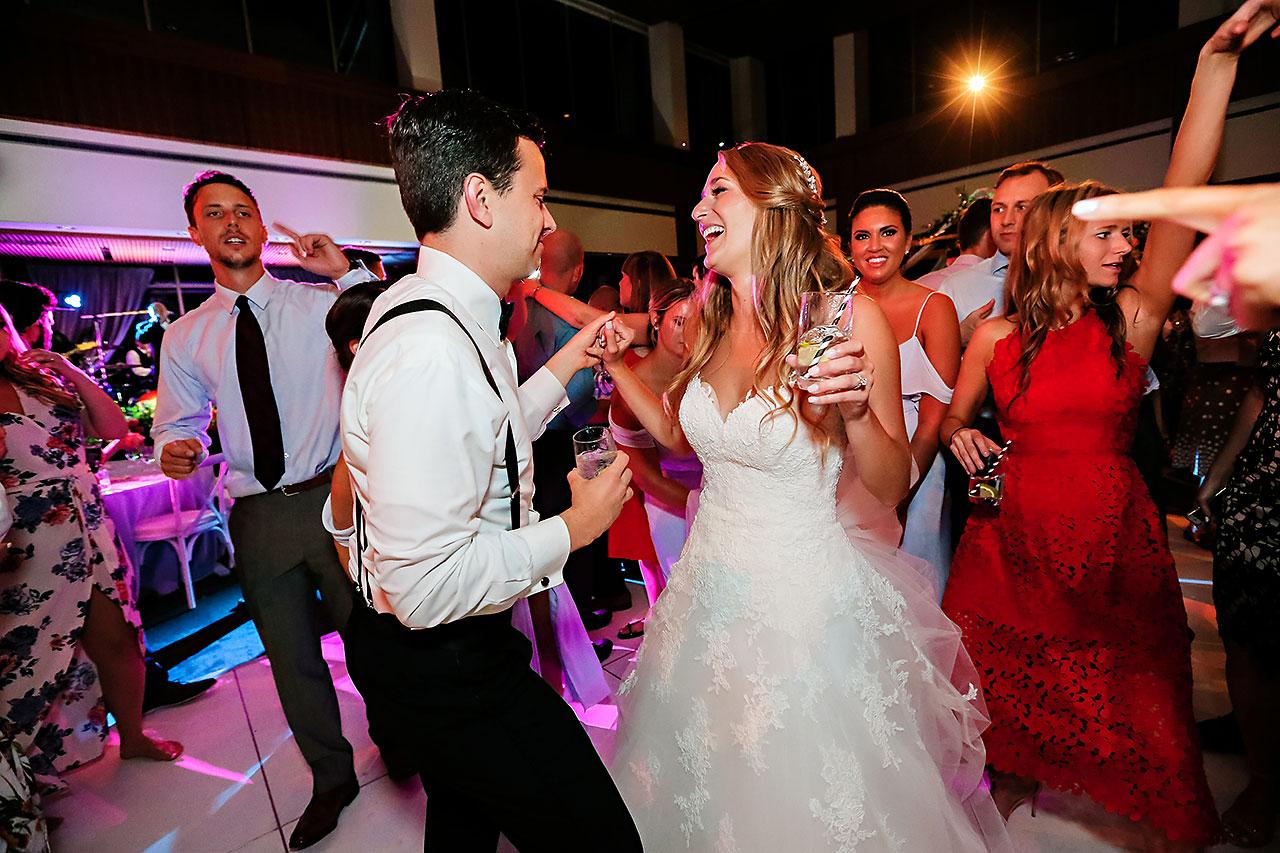 Kathleen Ben Indianapolis Newfields Wedding 211