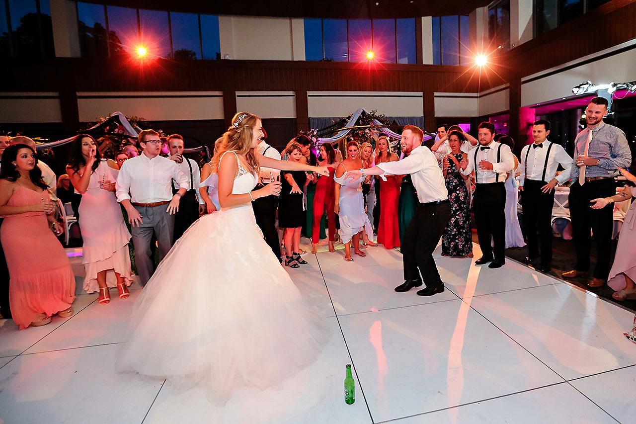 Kathleen Ben Indianapolis Newfields Wedding 208