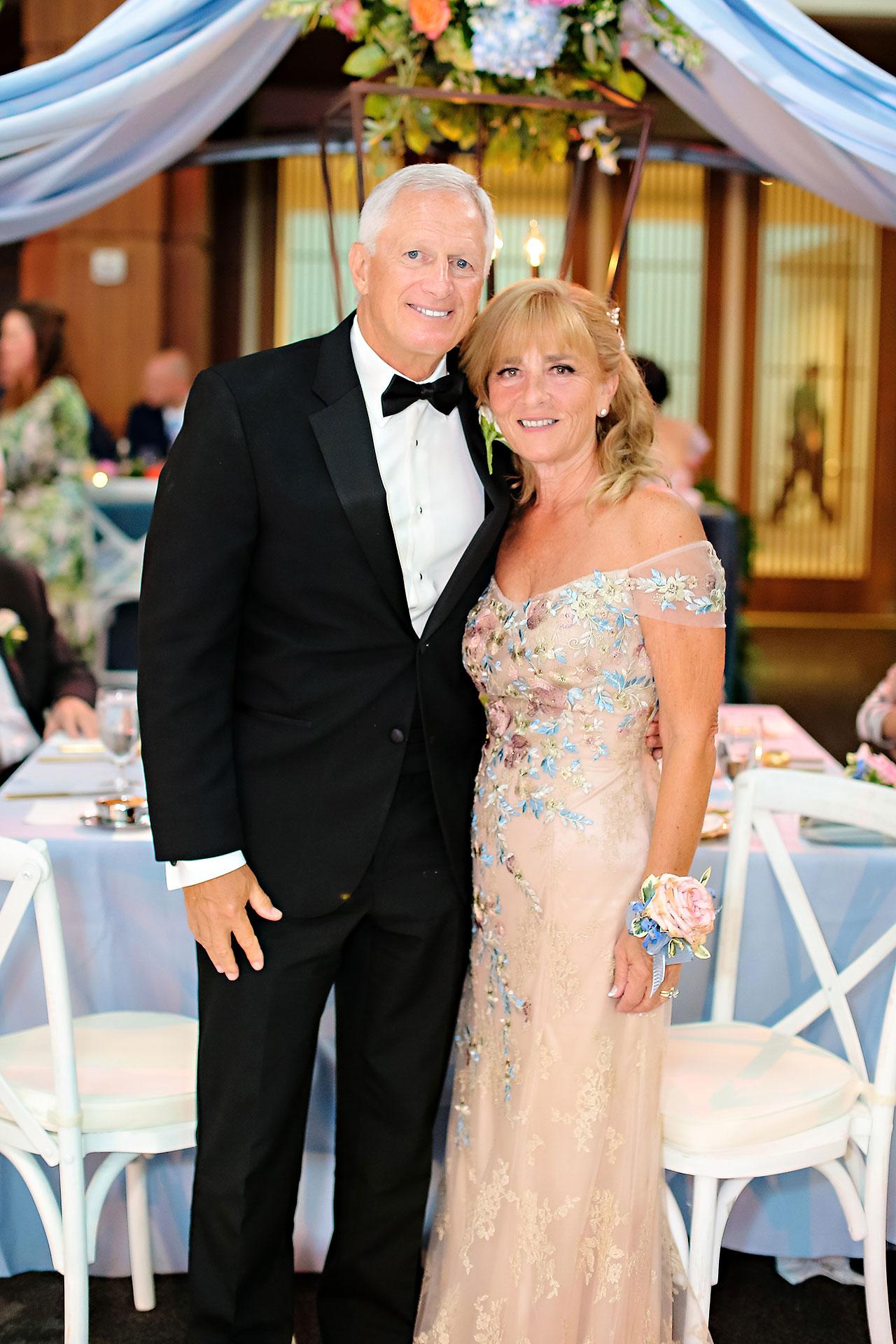 Kathleen Ben Indianapolis Newfields Wedding 176