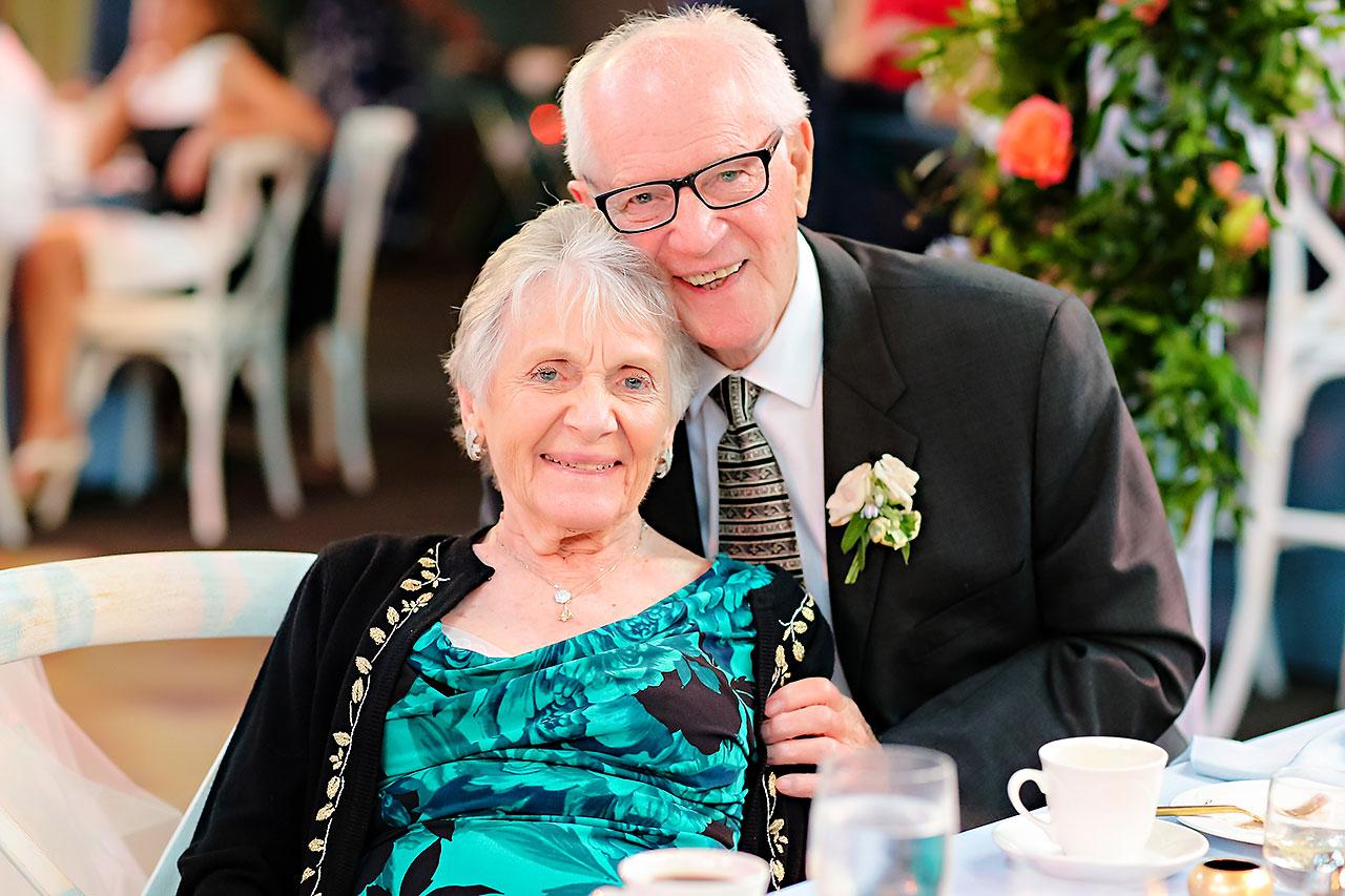 Kathleen Ben Indianapolis Newfields Wedding 167