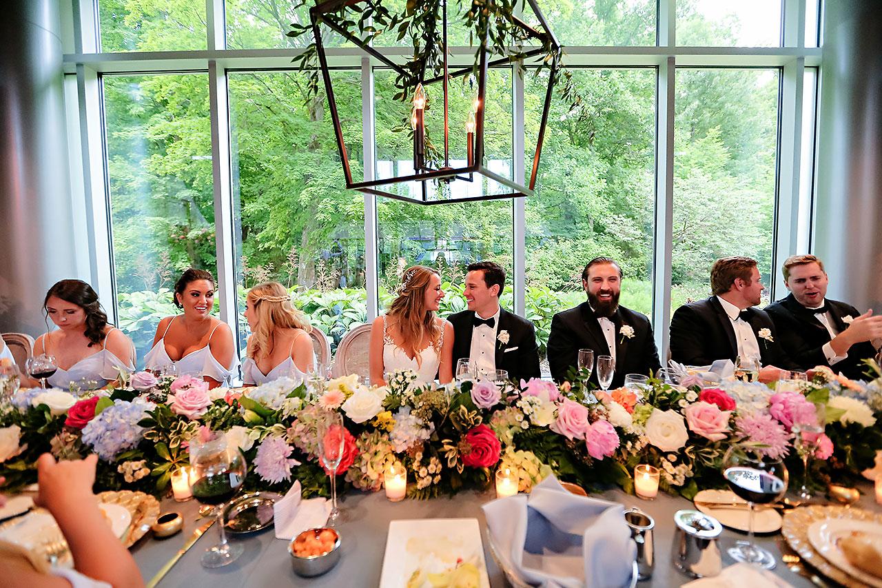 Kathleen Ben Indianapolis Newfields Wedding 166