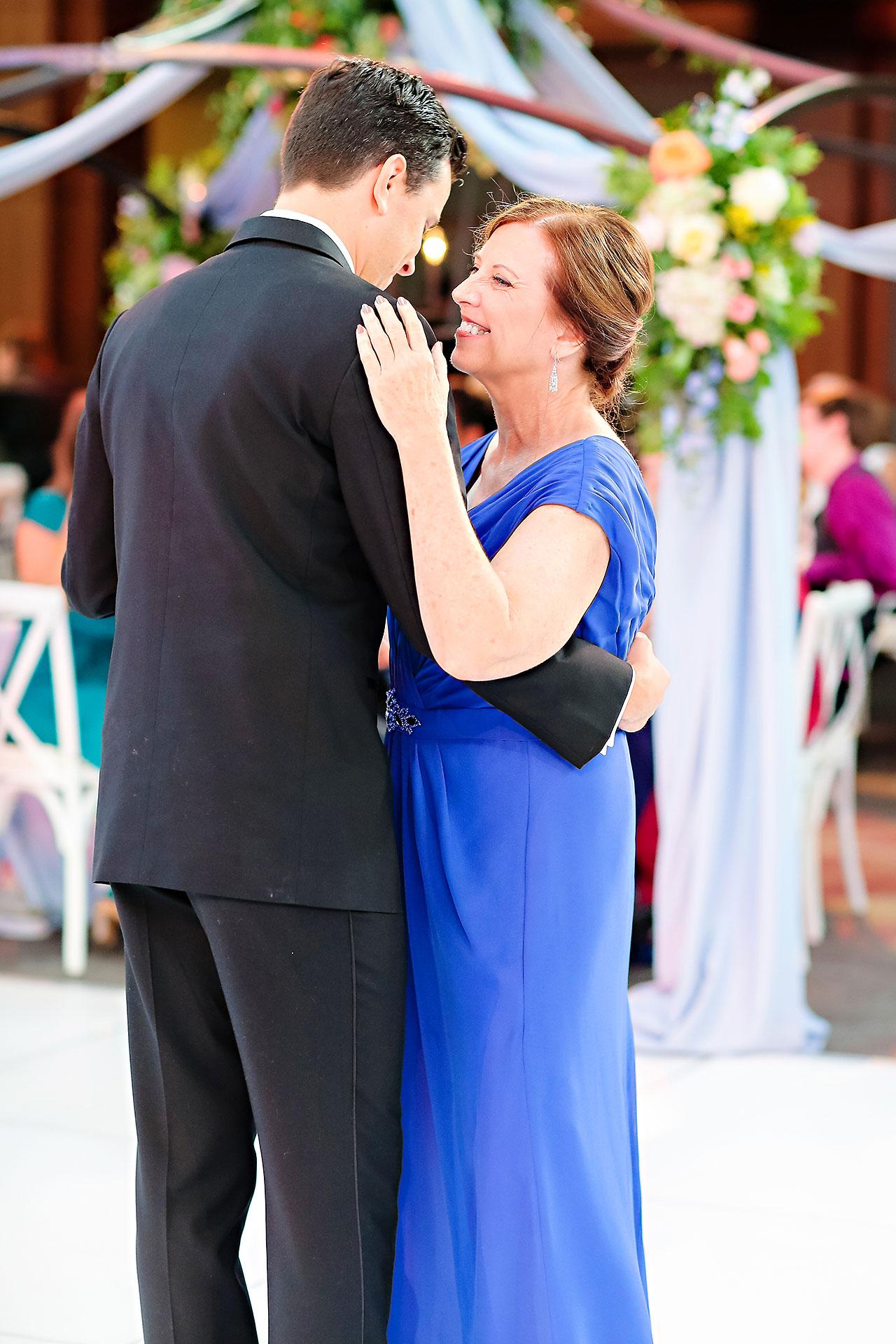 Kathleen Ben Indianapolis Newfields Wedding 163