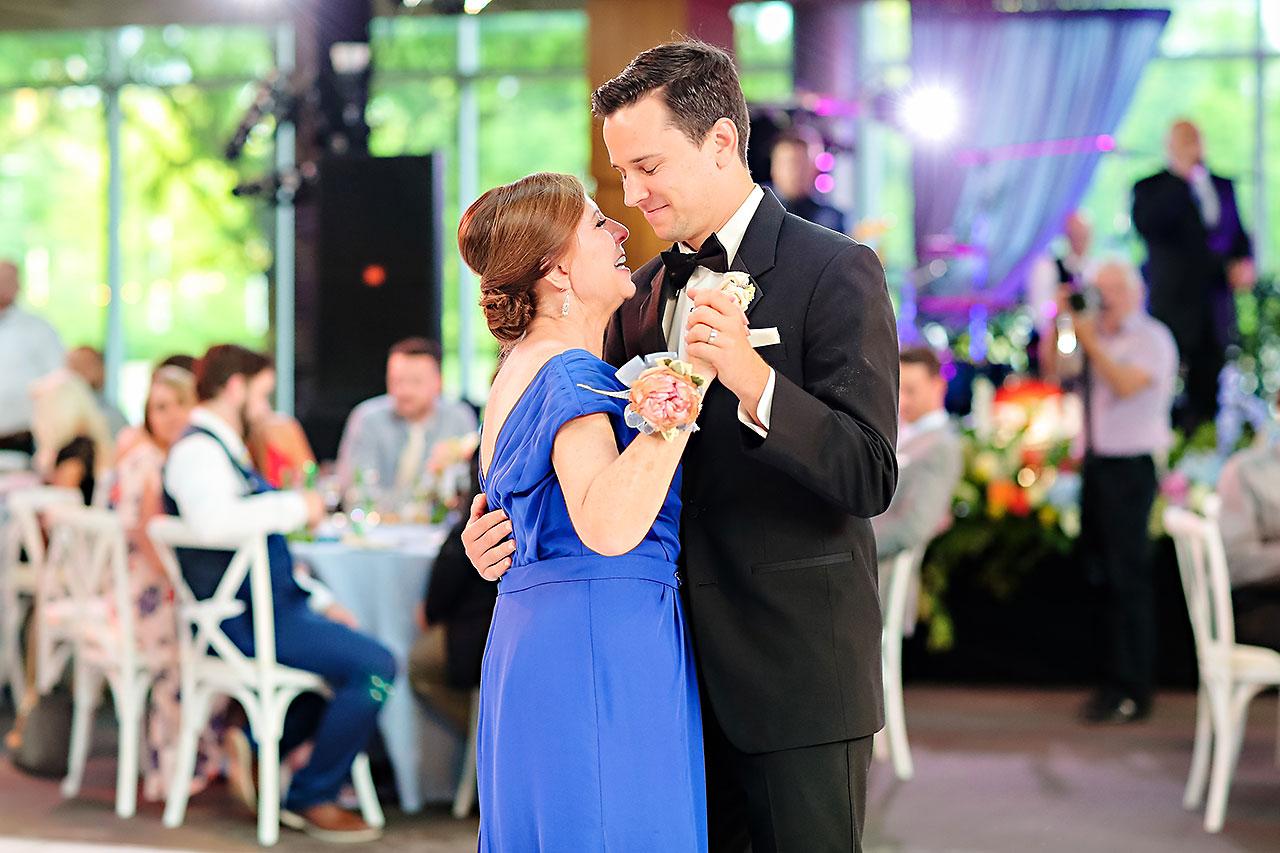Kathleen Ben Indianapolis Newfields Wedding 160