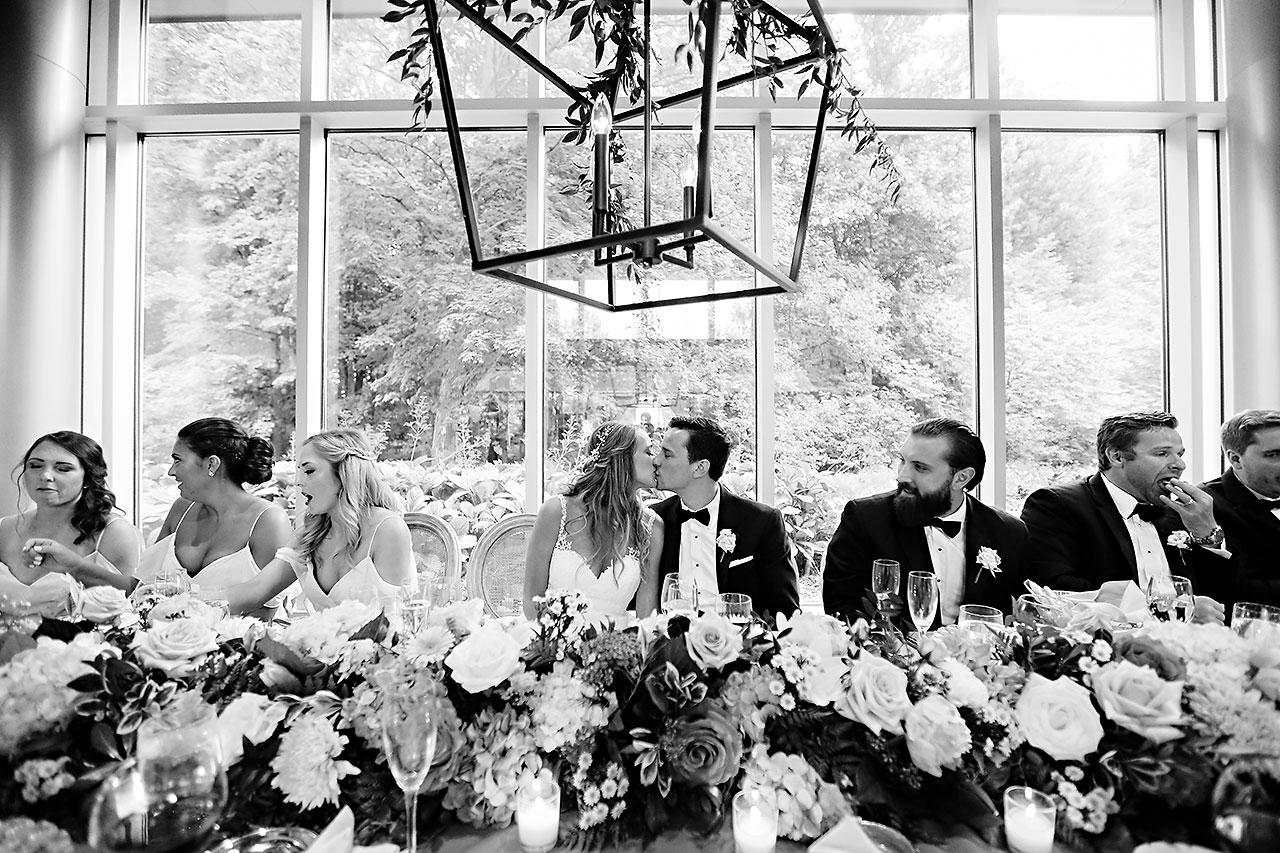 Kathleen Ben Indianapolis Newfields Wedding 150