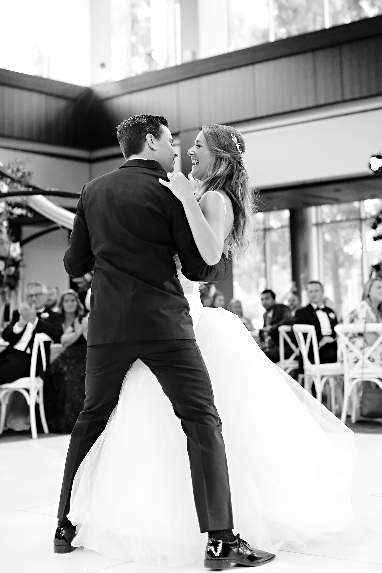 Kathleen Ben Indianapolis Newfields Wedding 145
