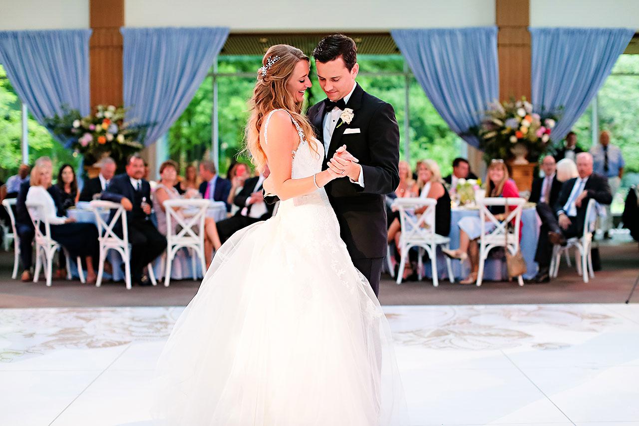 Kathleen Ben Indianapolis Newfields Wedding 139