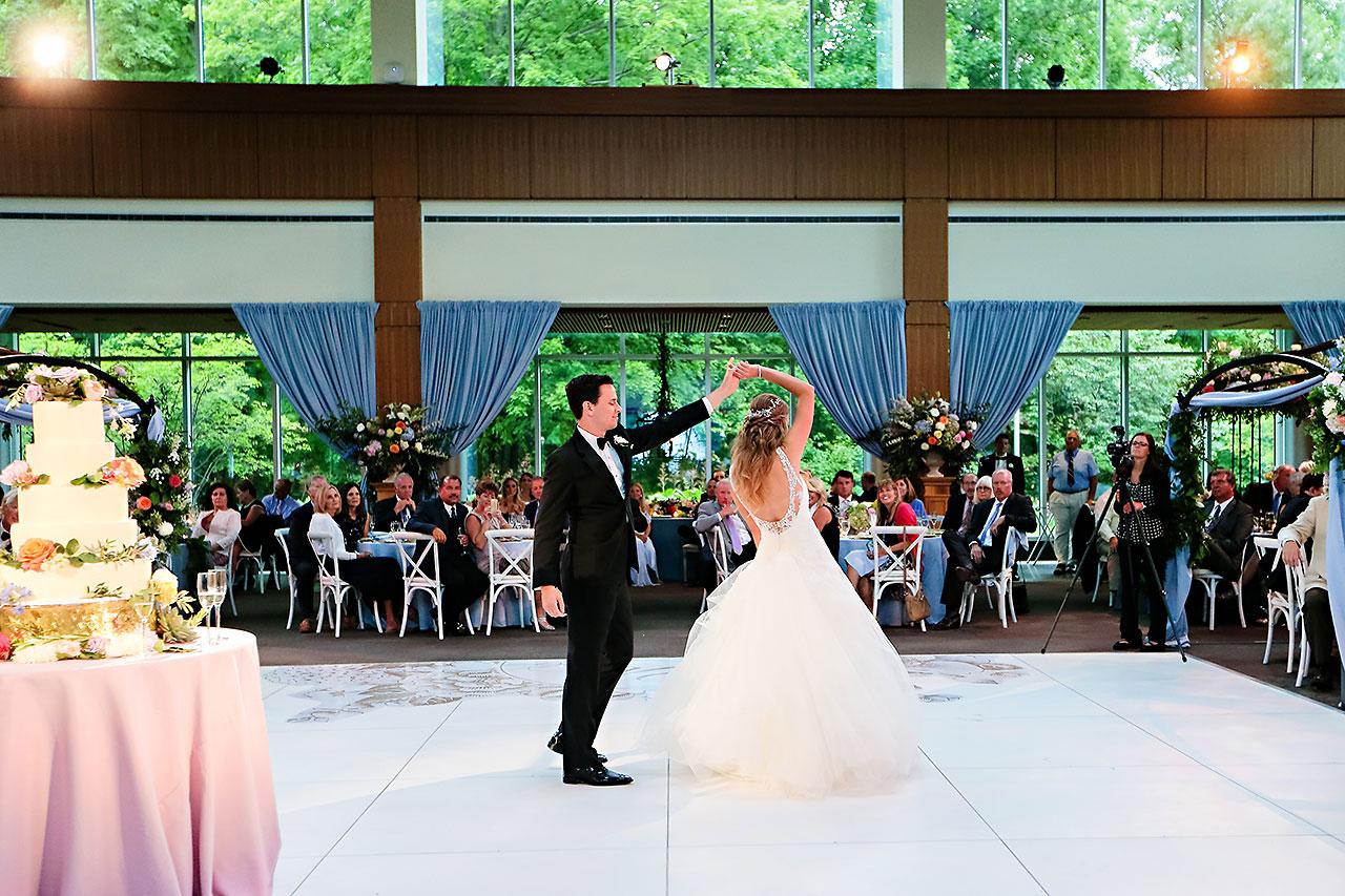 Kathleen Ben Indianapolis Newfields Wedding 140