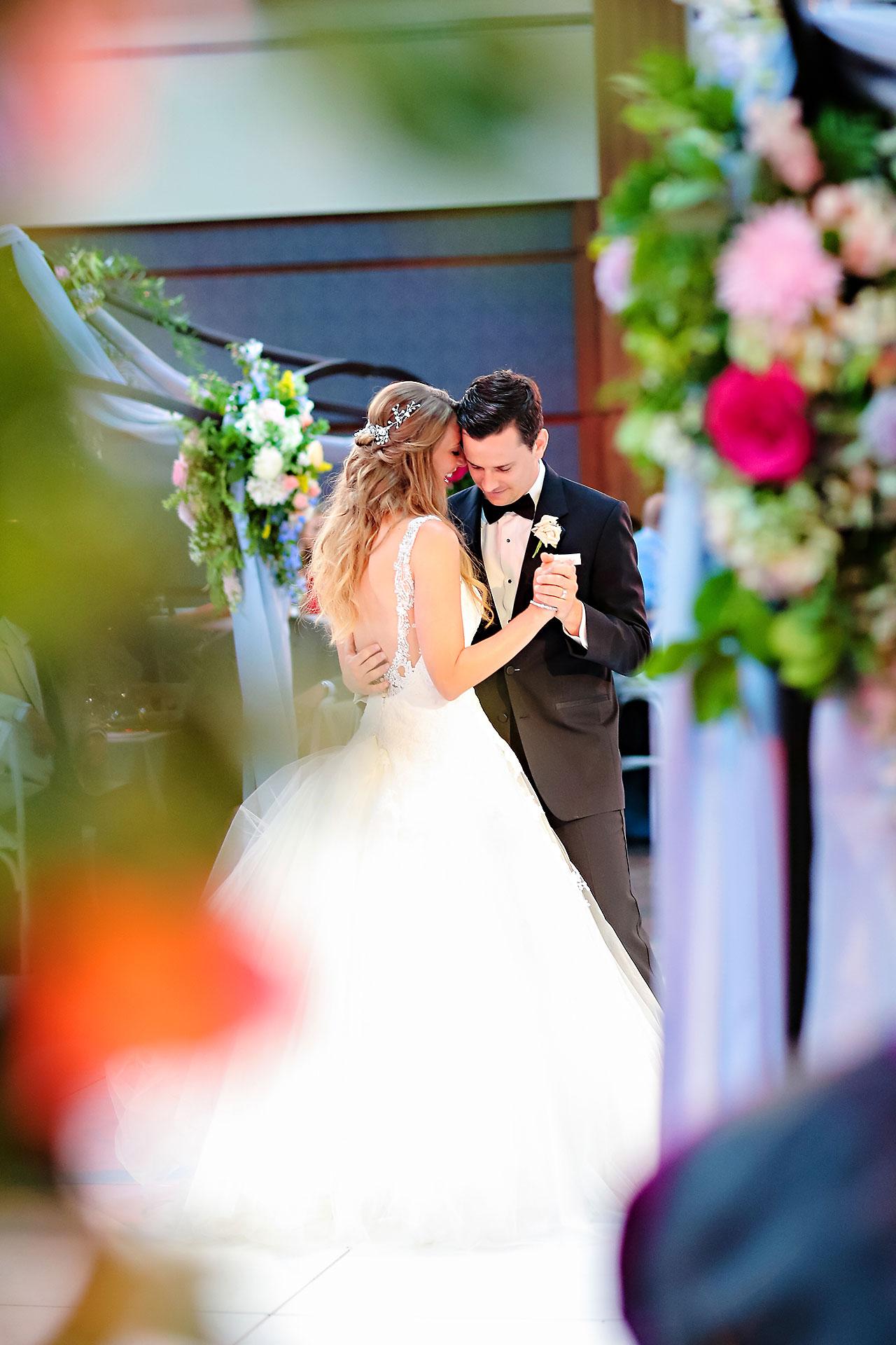 Kathleen Ben Indianapolis Newfields Wedding 135