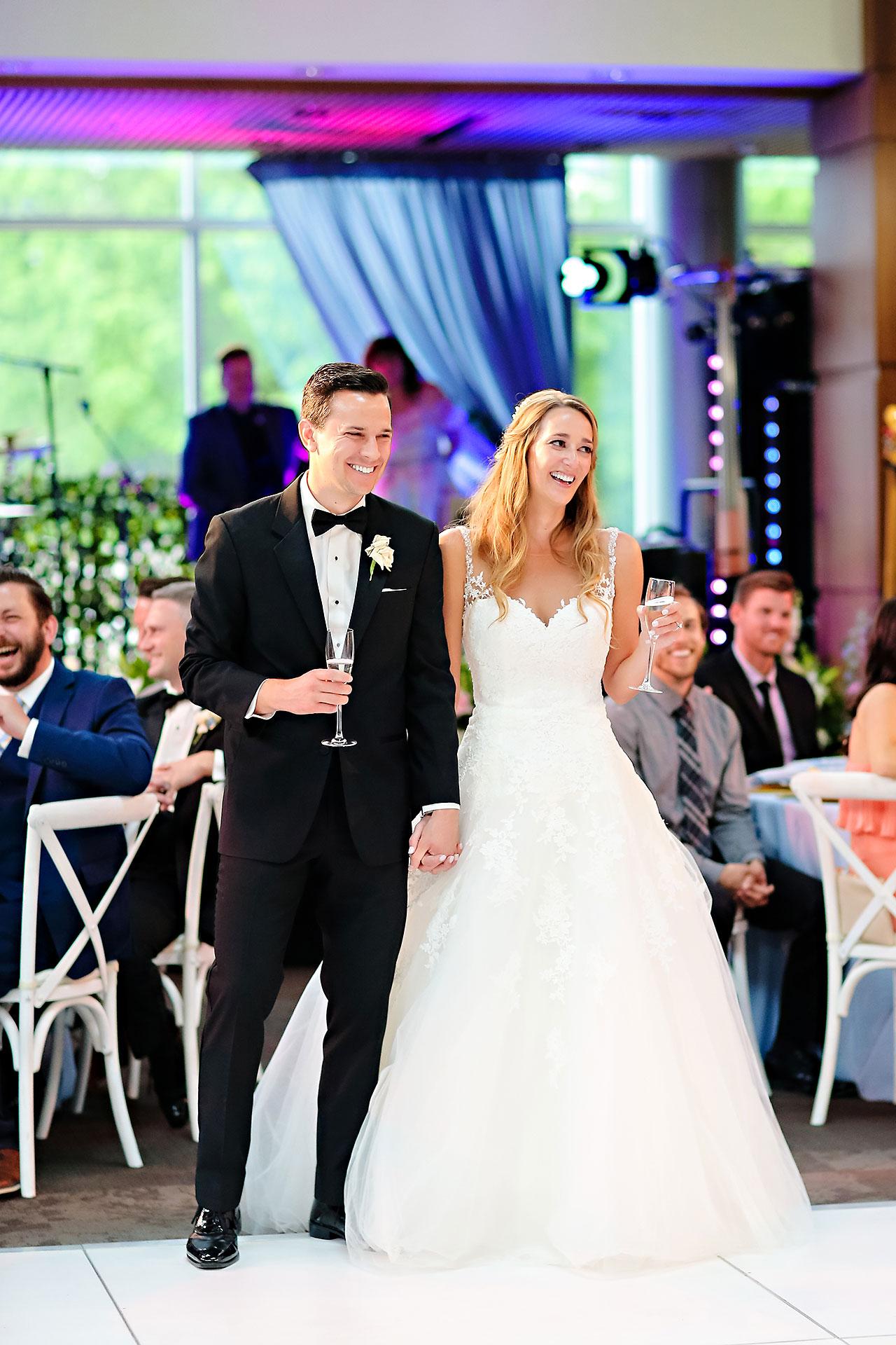 Kathleen Ben Indianapolis Newfields Wedding 127