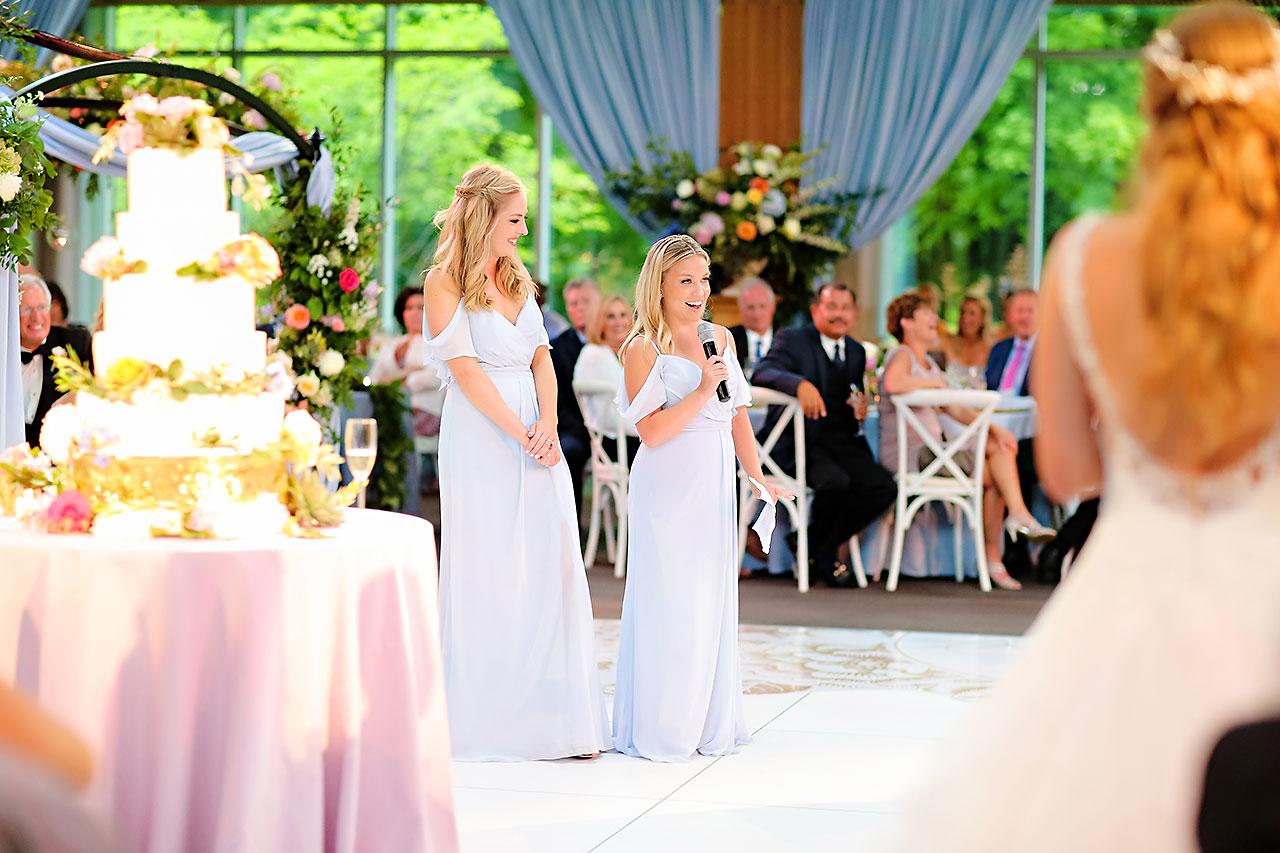 Kathleen Ben Indianapolis Newfields Wedding 128