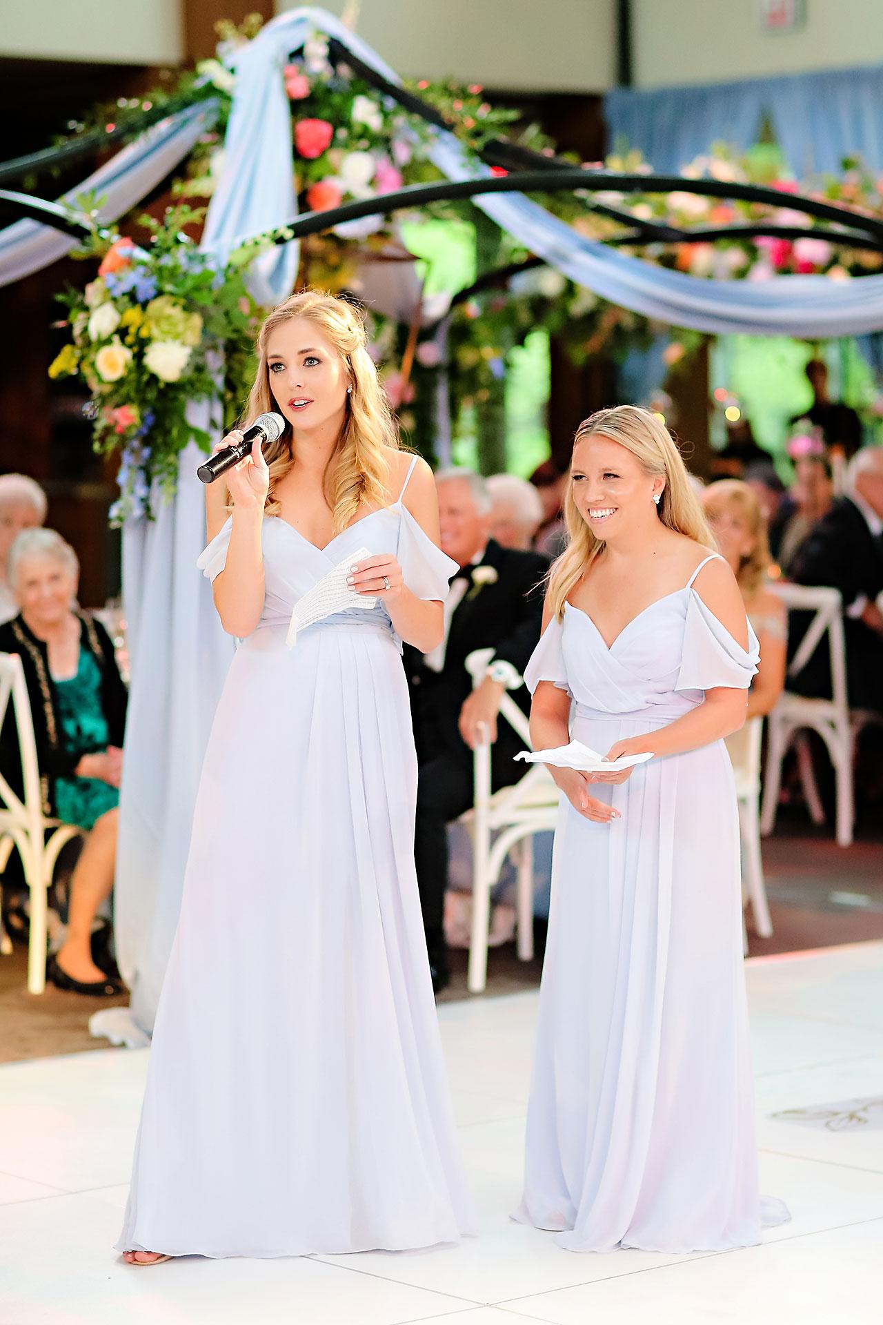 Kathleen Ben Indianapolis Newfields Wedding 125