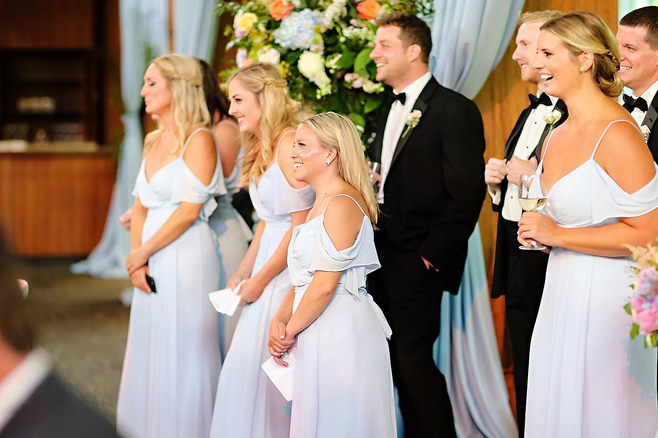 Kathleen Ben Indianapolis Newfields Wedding 122