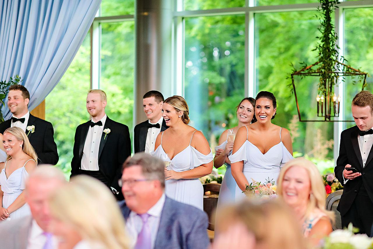 Kathleen Ben Indianapolis Newfields Wedding 119
