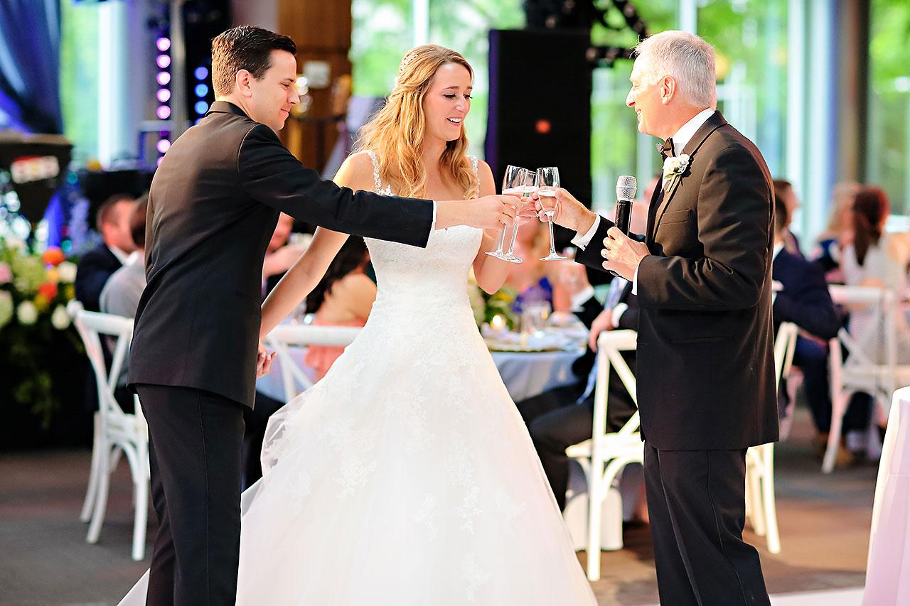 Kathleen Ben Indianapolis Newfields Wedding 121