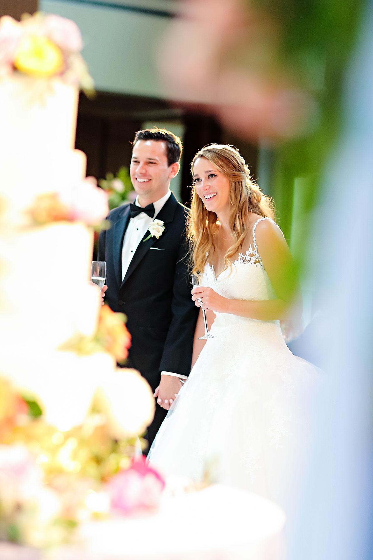 Kathleen Ben Indianapolis Newfields Wedding 117