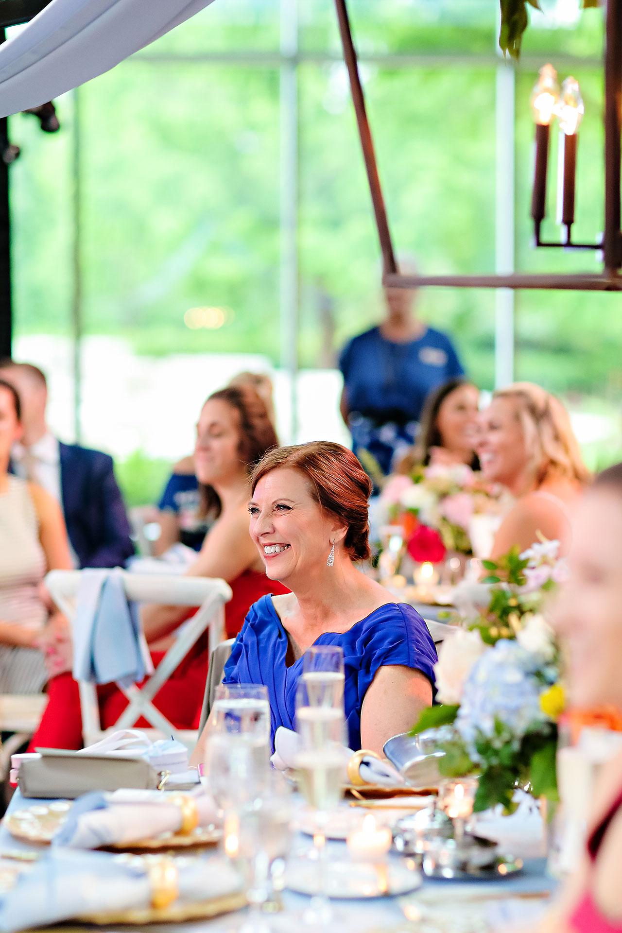 Kathleen Ben Indianapolis Newfields Wedding 116