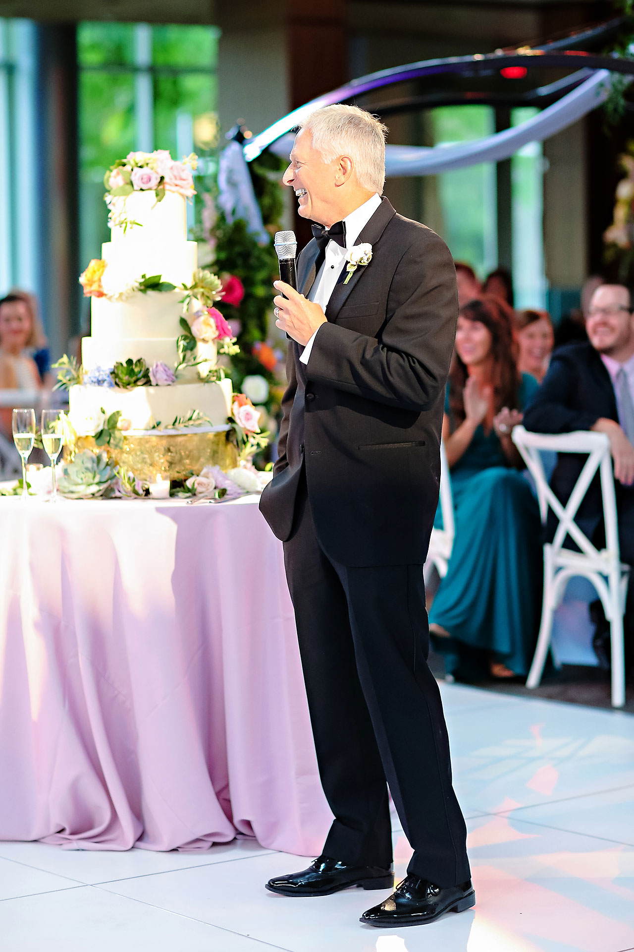 Kathleen Ben Indianapolis Newfields Wedding 113