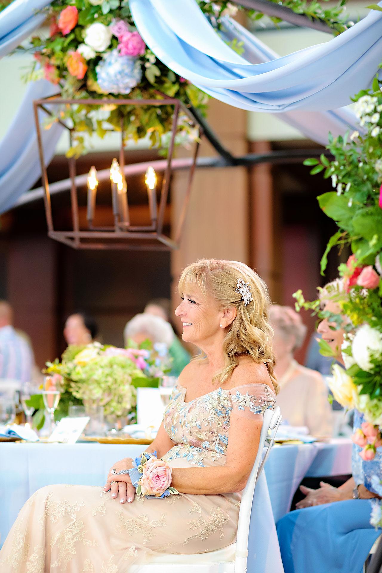 Kathleen Ben Indianapolis Newfields Wedding 114