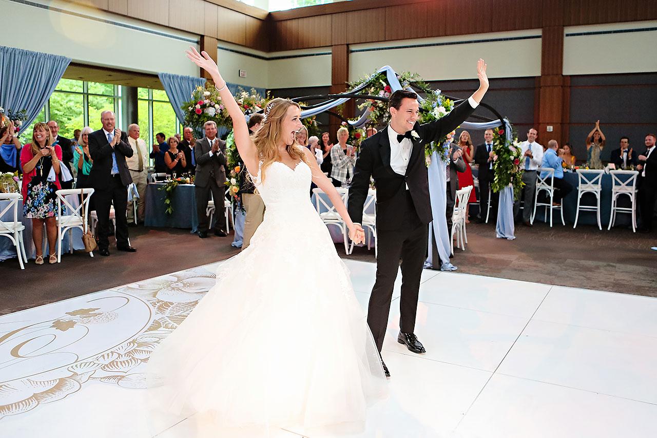Kathleen Ben Indianapolis Newfields Wedding 111