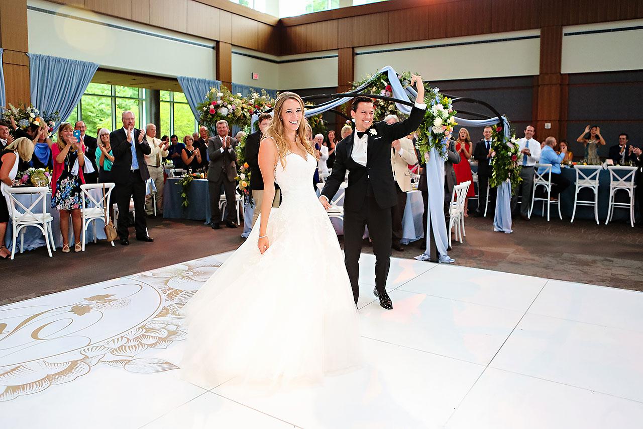 Kathleen Ben Indianapolis Newfields Wedding 112
