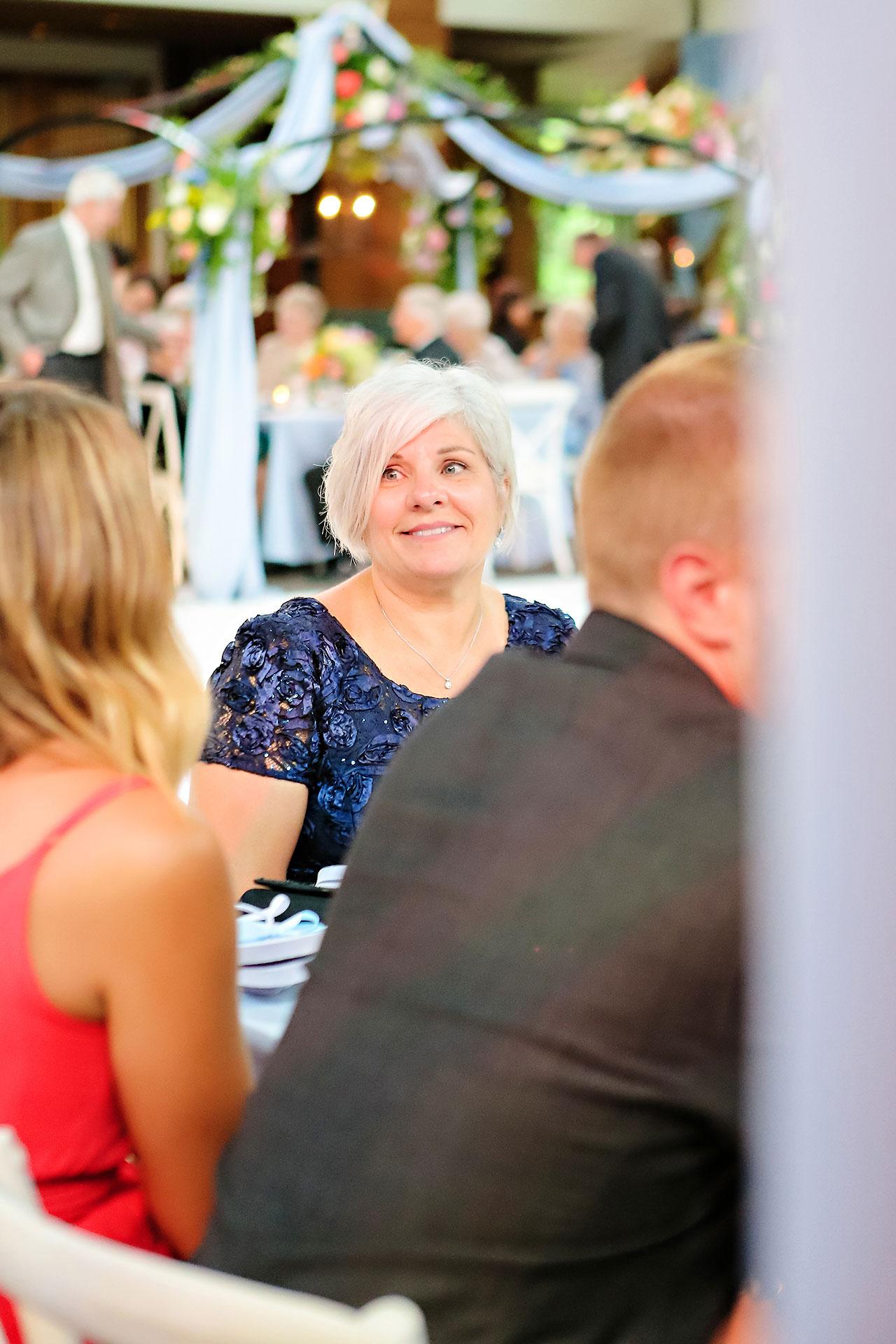 Kathleen Ben Indianapolis Newfields Wedding 108