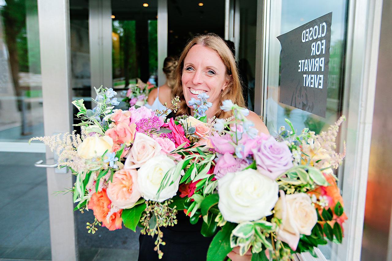 Kathleen Ben Indianapolis Newfields Wedding 104