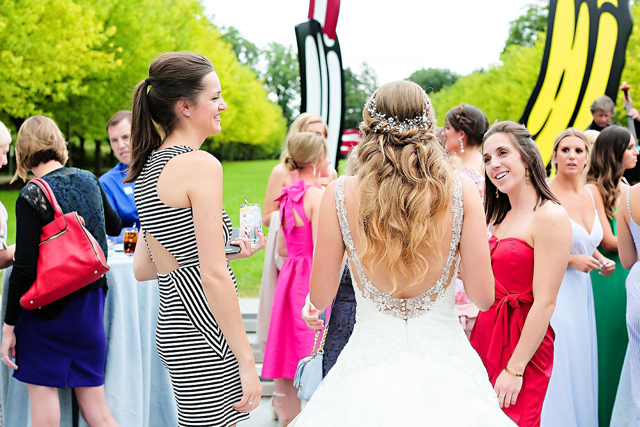 Kathleen Ben Indianapolis Newfields Wedding 101