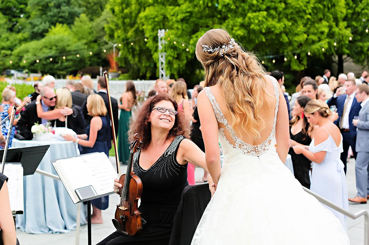 Kathleen Ben Indianapolis Newfields Wedding 103