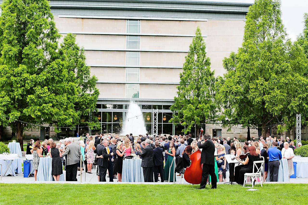 Kathleen Ben Indianapolis Newfields Wedding 100