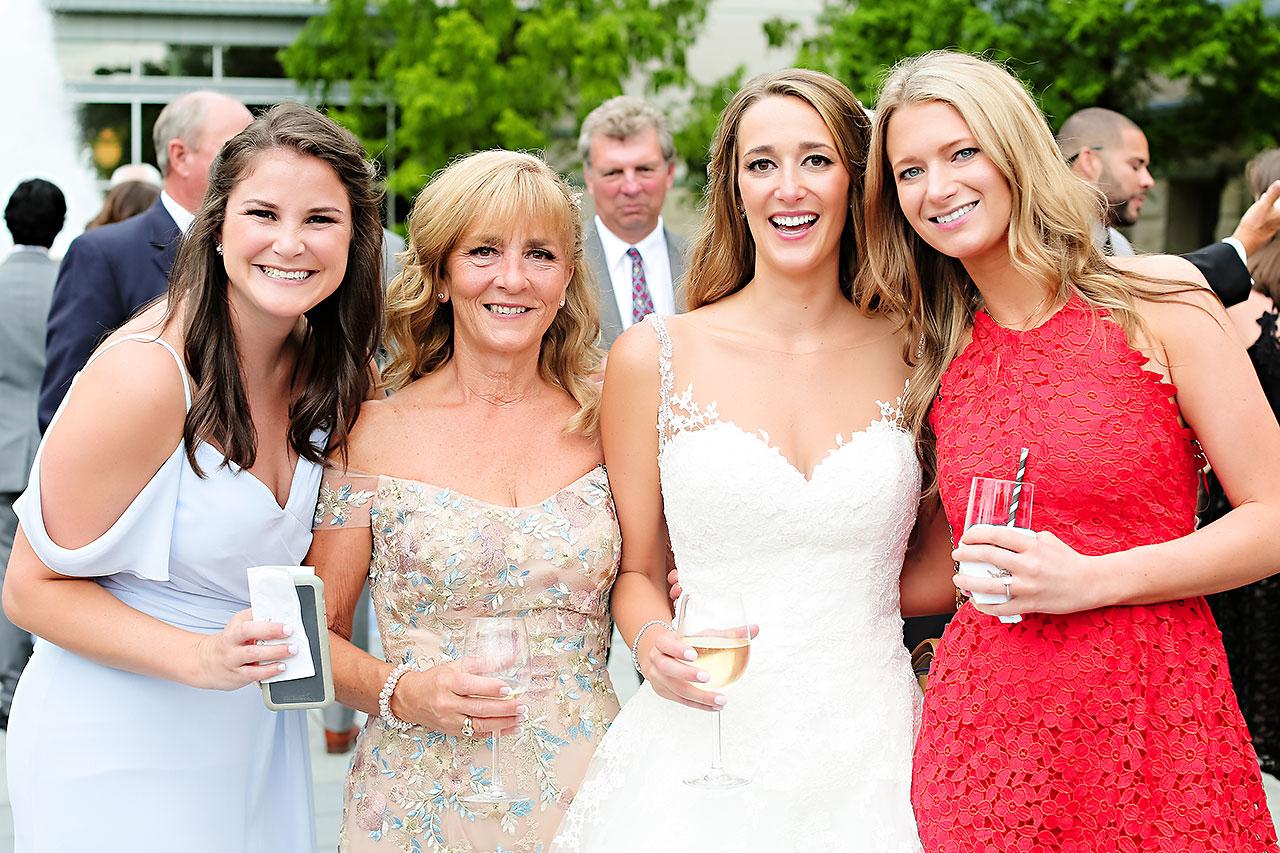 Kathleen Ben Indianapolis Newfields Wedding 099